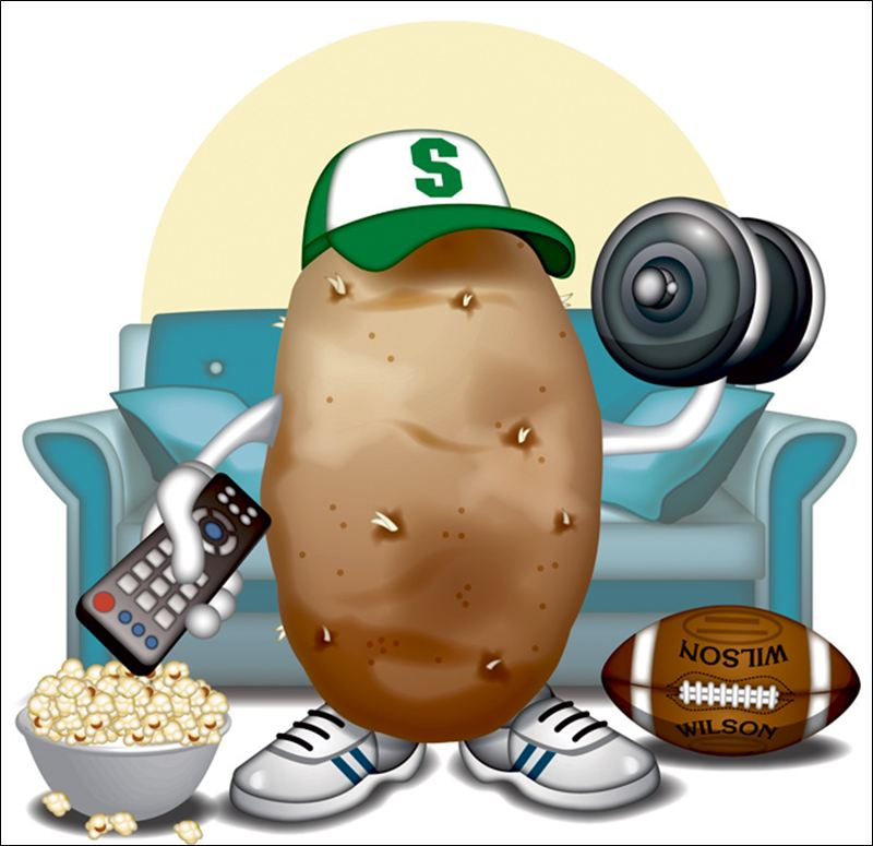 The Perfect Couch Potato Workout
